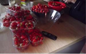 fraises